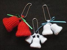 クリスマスベルの作り方|編み物|編み物・手芸・ソーイング|ハンドメイドカテゴリ|ハンドメイド、手作り作品の作り方ならアトリエ