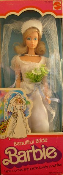 Very Rare Beautiful Bride Barbie from 1976