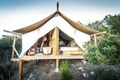 Types of Glamping | Glamping Hub