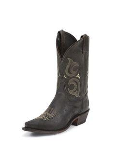 Men's Black Desperado Boot - BR105