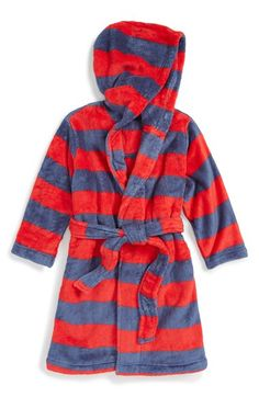 Tucker+++Tate+Hooded+Plush+Robe+(Toddler+Boys,+Little+Boys+&+Big+Boys)+available+at+#Nordstrom