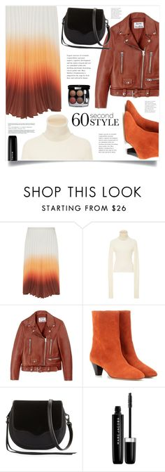 """""""60-Second Style: Ombre Effect"""" by marina-volaric ❤ liked on Polyvore featuring J.W. Anderson, Marisa Witkin, Acne Studios, Isabel Marant, Rebecca Minkoff, Marc Jacobs, ombre and 60secondstyle"""