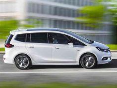 Vauxhall Zafira Tourer - Autocosmos.com