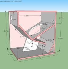 Kuvahaun tulos haulle subwoofer box design for 12 inch imagem relacionada sciox Images