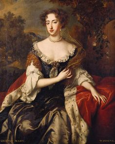 Mary II (1662-94) when Princess of Orange | Royal Collection Trust