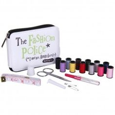 The Fashion Police Sewing Kit