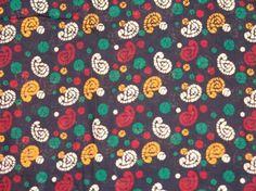 100% Soft PURE COTTON PRINTED fabric (per meter price) PC038