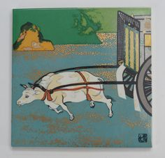 Japanese Ceramic Tile http://www.japanstuff.biz/ CLICK THE FOLLOWING LINK TO BUY IT ( IF STILL AVAILABLE ) http://www.delcampe.net/page/item/id,0371064021,language,E.html