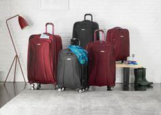 Samsonite Hyperspace XLT Spinner Luggage #macysdreamregistry