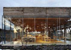 The O'Sulloc Tea Museum on Juju Island, South Korea