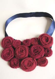 Creare Bib Necklaces o collane a bavaglio fai da te - Donnaclick