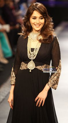 Madhuri Dixit at IIJW Gorgeous!