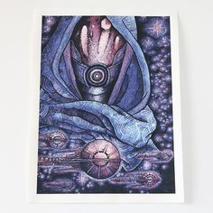 The BioWare Store - Home is a State of Mind Giclee