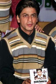 SRK for Main Hoon Naa