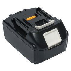BTI - Lithium-Ion Battery - Black, MAK-BL1840-4.5AH