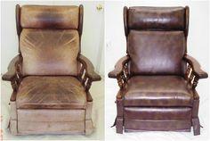 Revitalize Leather Furniture.