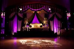indian reception stage - Google Search