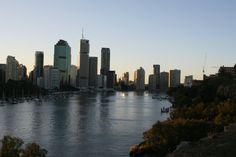 HK Person in Brisbane: Kangaroo Point