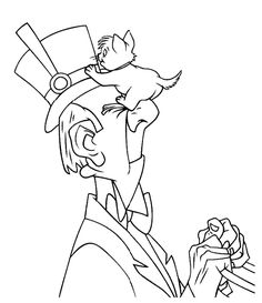 Lygwela coloring page: Aristocats