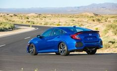 2017 Honda Civic Si – First Drive Review