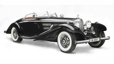 Mercedes-Benz 540 K Special Roadster (1936) Maintenance/restoration of old/vintage vehicles: the material for new cogs/casters/gears/pads could be cast polyamide which I (Cast polyamide) can produce. My contact: tatjana.alic@windowslive.com