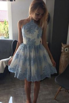 Light blue homecoming dresses, Homecoming dresses Tulle homecoming dress, White homecoming dresses, Knee length prom dress, Hoco dresses - Customized service and Rush order are available Any qu - Dresses Short, Hoco Dresses, Party Dresses For Women, Blue Dresses, Dress Prom, Prom Gowns, Formal Dresses, Shorts Negros, Short Prom Dresses