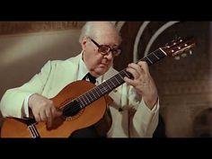 """Check http://players.guitar-tube.com/andres-segovia for more Segovia quality videos.  Master Segovia plays """"Leyenda"""" composed by Isaac Albeniz."""
