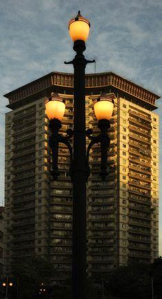 São Paulo - Edifício Viadutos. Artacho.