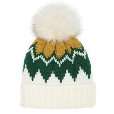 dccf188e6700a Green Bay Packers inspired pom beanie