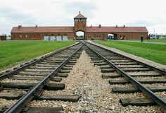 Entrance to Aushwitz  Jehovah's Witnesses, Social Democrats, Communists, partisans, trade unionists, Polish intelligentsia and other undesirables were also victims of the hate and aggression carried out by the Nazis.
