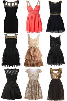 fotos de vestidos para convidadas de formatura