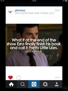 Pll spoilers @25jmc That would be awesome.