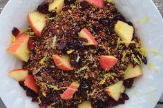 Sweet Red Quinoa Porridge | eHow Food