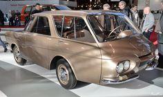 1959 RENAULT projet 900