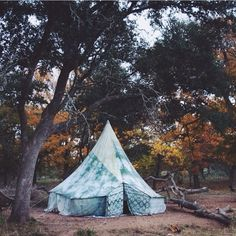 Get Lost Handmade Tents feelingrooovy.com