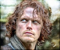 Sam Heughan is mortally attractive, but above all, he's an amazing & wonderful actor