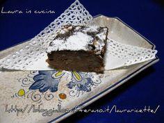Il bostrengo ,ricetta antica marchigiana