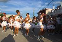 Annual Parade.... Belize City