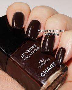 Chanel Chataigne 669