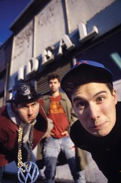 Beastie Boys -- I like the Boys more today than I ever did back in the day.