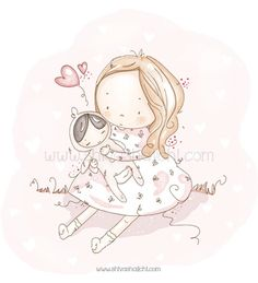Children+Illustration++Nursery++Little+Cute+by+ShivaIllustrations,+$10.00