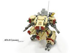 Cynomys_01 by legorobo:waka, via Flickr