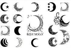 6pcs-pack-Free-Shipping-sexy-moon-font-b-star-b-font-Tattoo-Stickers-Temporary-Tattoos-Body.jpg (585×400)