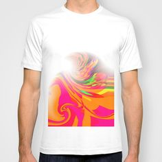 Re-Created  Tsunami FIVE T-shirt by Robert S. Lee - $22.00
