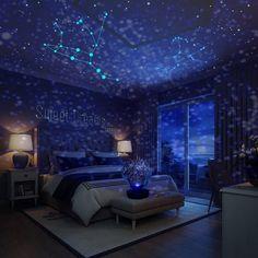 Night Light Projector, Projector Lamp, Star Night Light, Star Sky, Starry Night Sky, Sky Night, Galaxy Lights, Night Lamps, Room Lights