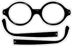 Déguisement Harry Potter • Fêtes vous même Lunette Harry Potter, Cat Eye, Glasses, Eyewear, Eyeglasses, Eye Glasses