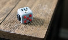 Fidget Cube: The Desk Toy That Helps You Focus