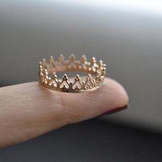 corona de anillos #jewelry