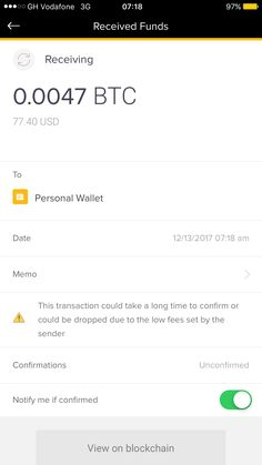 How to deal with unconfirmed transaction  I withdrew 0.0047 BTC from my account to my wallet on 5th December and up till now the transaction isn't confirmed yet. They stated that low transaction fee was set. What should be my next line of action as I really need the BTC to reflect in my wallet for other transactions . Also this is the transaction on the blockchain http://ift.tt/2iXqz8U  http://ift.tt/2BjFEwe