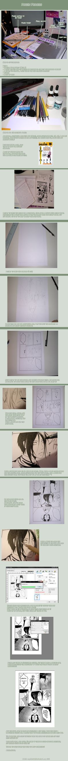 doujin process by kuro mai deviantart com on deviantart
